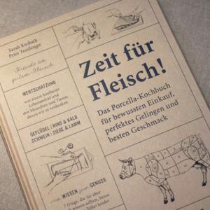 Kochbuch von Porcella - Zeit für Fleisch!